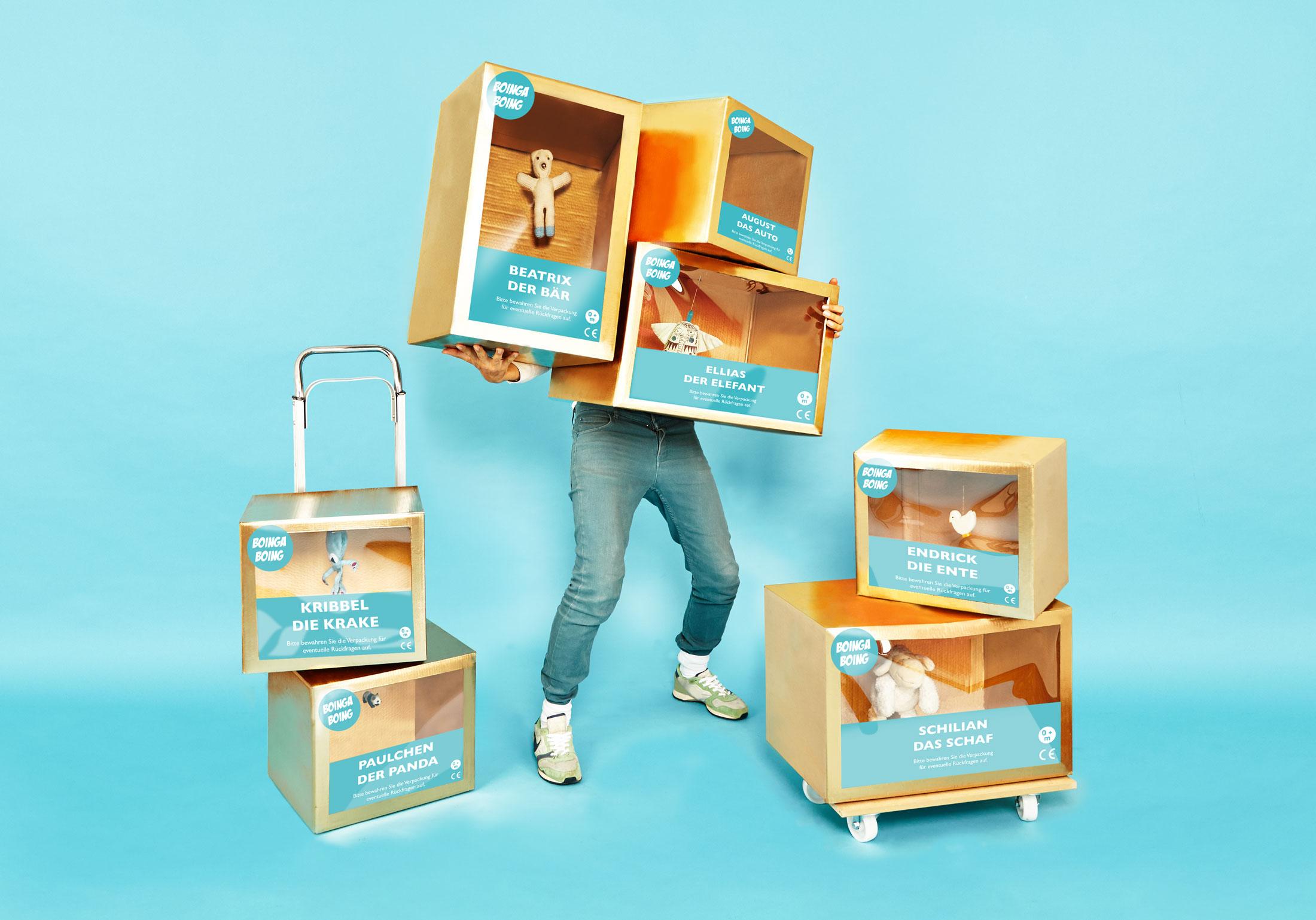 Verpackt nachhaltiger
